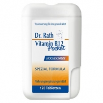 Vitamin B12 120 tabliet Dr.Rath